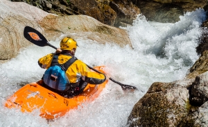 How to get into whitewater kayaking